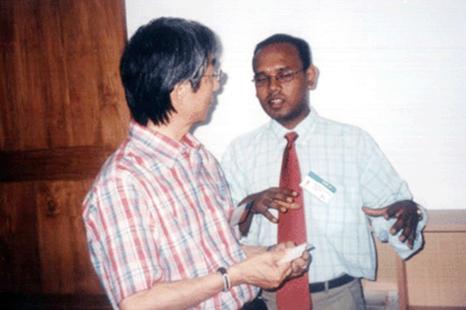 Foreign Delegates Visit
