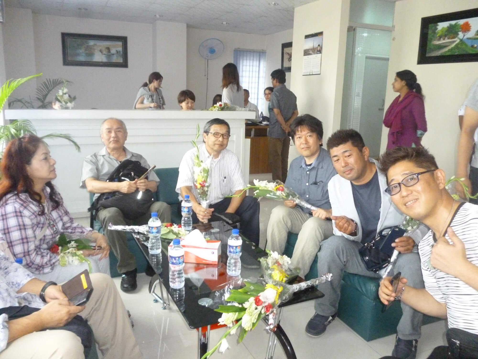 International Team Visit